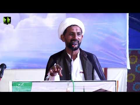 [Speech] Moulana Dildaar Ali  | Aashiqaan -e- Mehdi (atfs) Convention 2019 - Urdu
