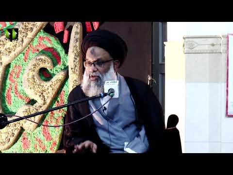 [Majlis 1] Ayaam-e-Fatimiya (sa) 1441 | Essal-e-Sawab Shaheed Qasim Soleimani & Other Shohada - Urdu
