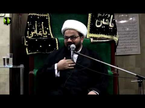 [Majlis 2] Topic: Ayat-e-Tatheer | H.I Muhammad Raza Dawoodani | Ayaam-e-Fatimiya (sa) 1441 - Urdu