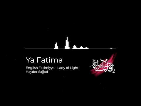 [Latmiya] Fatimiyya - Lady of Light English