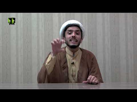 Sayyida(s.a) ki Zindagi kay Teen Bunyadi Pehlo | آغا میر اصغر  مہدوی | Urdu