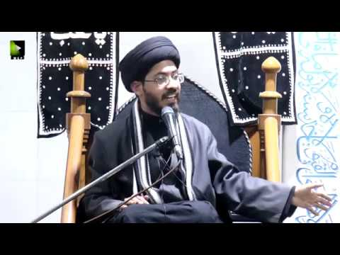 [Majlis 1] Hazrat Fatima Zehra (sa) Muhafiza-e-Wilayat   Moulana Farrukh Abbas - Urdu