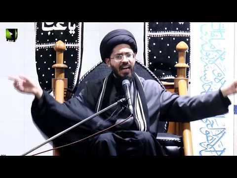 [Majlis 3] Hazrat Fatima Zehra (sa) Muhafiza-e-Wilayat | Moulana Farrukh Abbas - Urdu