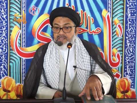 Qayam-e-Imam Hussain Aur Qayama-e-Imam Zamanah Main Mumasilat   H.I Razi Haider Zaidi