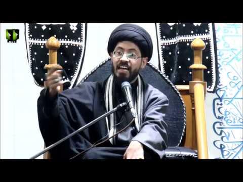 [Majlis 4] Hazrat Fatima Zehra (sa) Muhafiza-e-Wilayat | Moulana Farrukh Abbas - Urdu