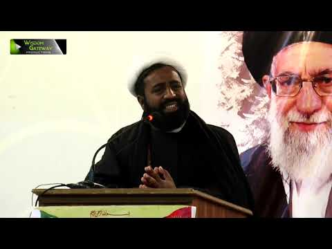 [Speech] Youm-e-Shohada-e-Pakistan | Barsi Shaheed Muzaffar Kirmani | Moulana Hayyat Abbas - Urdu