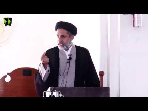 [Friday Sermon | خطبہ جمعہ] H.I Muhammad Haider Naqvi | 28 February 2020 - Urdu