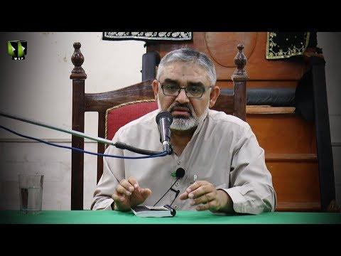 [Clip] Apni Kamzoriyon Ko Jaanain - اپنی کمزوریوں کو جانیں | H.I Ali Murtaza Zaidi - Urdu