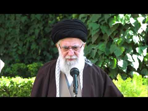Ayatollah Khamenei\'s Advice On Coronavirus - Farsi sub English