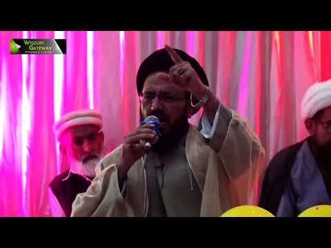 Jashan e Moulod e Kabaa Imam Ali (as) | H.I Sadiq Raza Taqvi | 12 March 2020 - Urdu