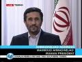 Ahmadinejad message about Ramadhan - 20Aug09 - English