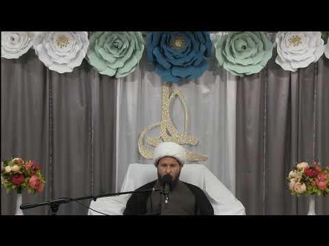 Mab\'ath 27th Rajab - Shaykh Hamza Sodagar - English