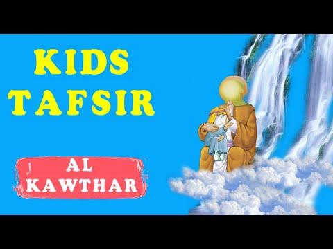 NEW SERIES!! Quran Tafsir for Kids - SURAT AL KAWTHAR
