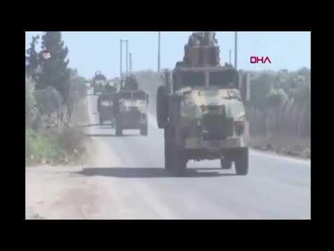 [01 Apr 2020] شام کے شمالی صوبے حلب پر ترکی کا حملہ  - Urdu