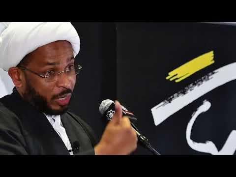 [ Lecture] If you lost hope Shaykh Usama Abdulghani 18 May 2018 - English