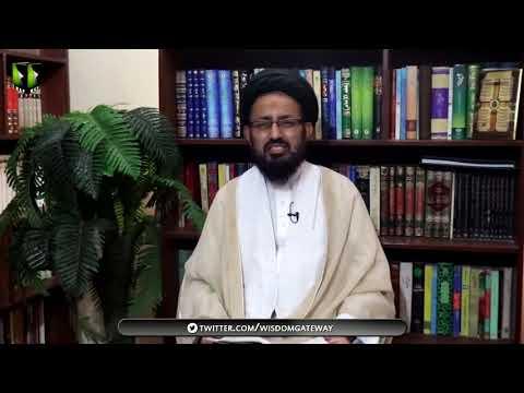 [Lecture] Salwat e Shabaniya Kay Rohani, Infiradi, Ijtemae Or Siyasi Paighamat | H.I Sadiq Taqvi - Urdu