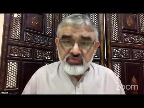 Lecture | Nusrat e Imam e Zamana (atfs) | H.I Moulana Ali Murtaza Zaidi | April 2020 - Urdu