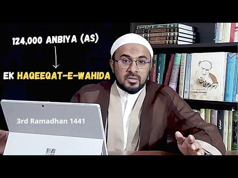 [3] Anbiya (as) Ki Tarbiyati Seerat- Hazrat Adam (as) - Insan Dunya Se Pehle - Urdu