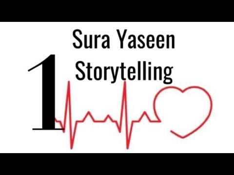[ Story Telling P-I] Surah Yaseen - English