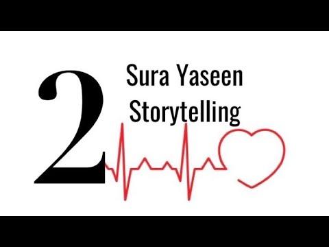 [Story telling P-II] Surah Yaseen - English