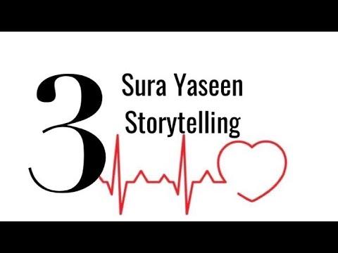 [Storytelling P-III] Surah Yaseen- English