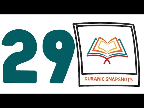 [Buid relationship with Quran] One Ayat from Juz 29 of Quran - English
