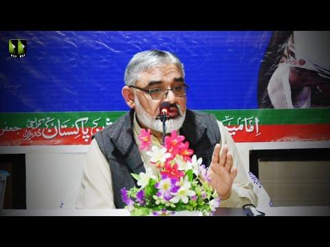 [Clip] Tashayyo Ke Makaziyat Or Dushman Ke Sazish | H.I Syed Ali Murtaza Zaidi - Urdu