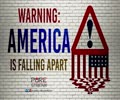 WARNING: AMERICA IS FALLING APART | Leader of the Muslim Ummah | Farsi Sub English