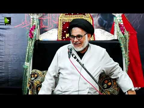 [Clip] Sahabi-e-Rasool (saww) Hazrat Abuzar Ghaffari (RA)   H.I Syed Hasan Zafar Naqvi - Urdu
