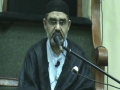 9th Ramzan 09 Dubai -by Agha AMZaidi Part 1 - Urdu
