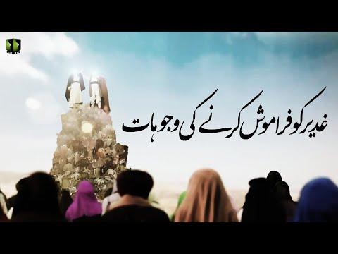 [Clip] Ghadeer Ko Faramoosh Karnay Ke Wujuhaat | Moulana Ali Naqi Hashmi - Urdu