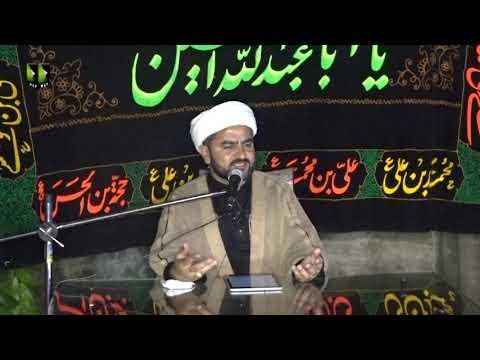 [01] Ibad ul Rehman Kay Ausaf Surah Furqan Ki Akhri Ayaat Ki Roshani Main  | حجۃ الاسلام مولانا محمد