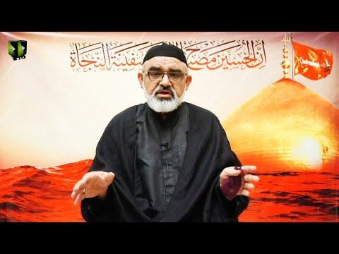 [3] Maktab -e- Ahlebait(as) Kay  Muqawamati Anasir | H.I Ali Murtaza Zaidi | Muharram 1442/2020 | Urdu