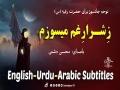 ز شرار غم ميسوزم (نماهنگ حضرت رقیه) | Farsi sub English Urdu Arabic