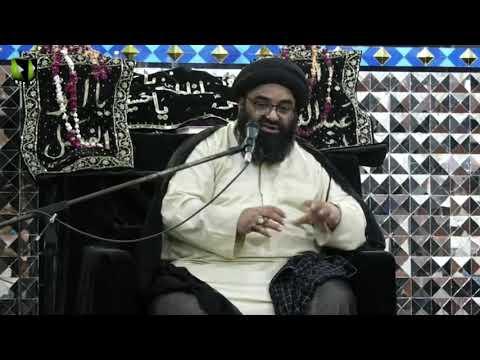 [2] Zikar -e- Elahi Or Ahlay Zikar | H.I Kazim Abbas Naqvi | Muharram 1442 | Urdu
