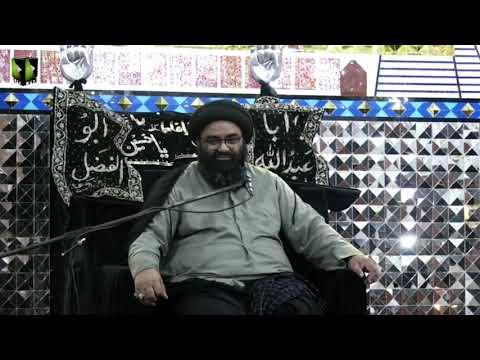 [5] Zikar -e- Elahi Or Ahlay Zikar | H.I Kazim Abbas Naqvi | Muharram 1442 | Urdu