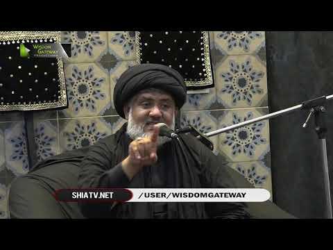 [04] Ista\'anat (Madad) | حجّۃ الاسلام مولانا حسن رضا ہمدانی | Urdu