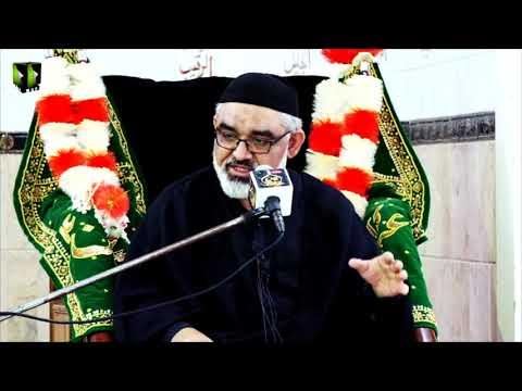 [7] Nahjul Balagha, Hikmat Or Hidayat Ka Sar Chasma | H.I Ali Murtaza Zaidi | Safar 1442/2020 | Urdu