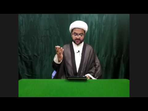[11] Dua o Munajaat | Sahifa Kamila Dua 5&6 | Maulana Muhammad Nawaz | 11th Ramazan 1441-05 May 2020 - URDU
