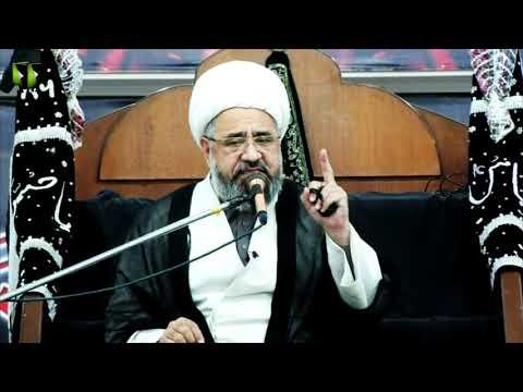 [2] Rooh -e- Maktab -e- Tashayyo | H.I Muhammad Amin Shaheedi | Rabi-ul-Awwal  1442/2020 | Urdu
