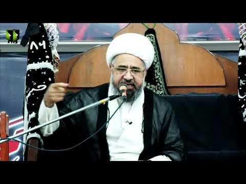 [3] Rooh -e- Maktab -e- Tashayyo | H.I Muhammad Amin Shaheedi | Rabi-ul-Awwal  1442/2020 | Urdu