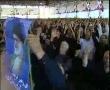 People greeting Sayyed Ali Khamenei who led this Friday prayers - 11Sep09 - All languages
