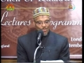 Characteristics of The Pious - Lecture 1 - Brother Ahmed Haneef - English