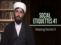 Social Etiquettes 41   Keeping Secrets 5   Farsi Sub English