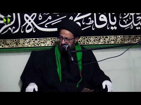 [Majlis] Saqafat -e- Fatimi Aur Nusrat -e- Imam   H.I Sadiq Taqvi   Ayaam-e-Fatimiya (sa) - 1442   Urdu
