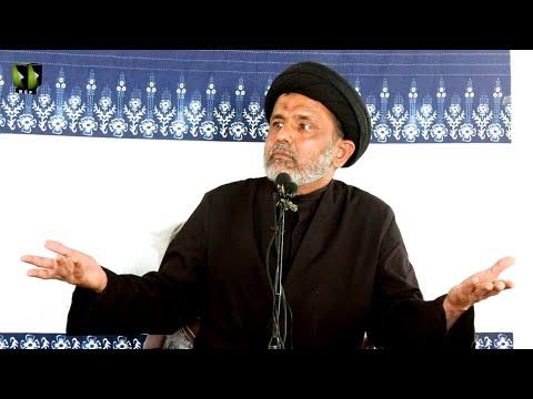 [Majlis] Fatimiya, Tarbiyat -e- Nasal -e- Zahoor   Moulana Yawar Abbas Zaidi   Ayaam-e-Fatimiya 1442   Urdu
