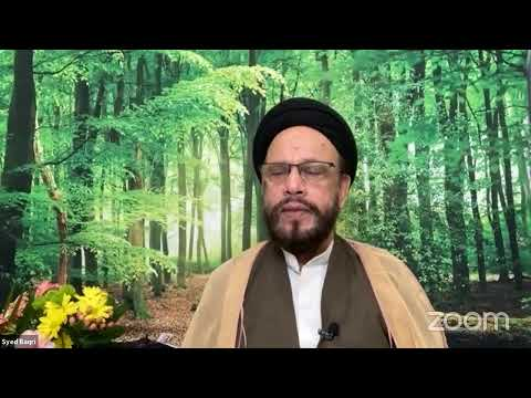 [Lecture Eleventh] Revival احیا By Syed Muhammad Zaki Baqri - Urdu