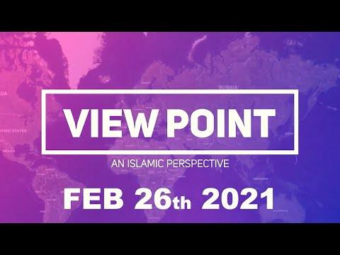 View Point - An Islamic Perspective | Shaykh Hamzeh Sodagar| Feb 26th 2021 | English