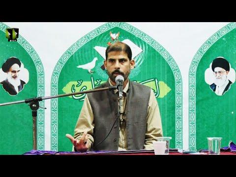 [Dars] Wilayat -e- Imam Ali (as) Kay Taqazay | Aytekaaf-e-Alwi 1442 | Moulana Mubashir Haider Zaidi | Urdu