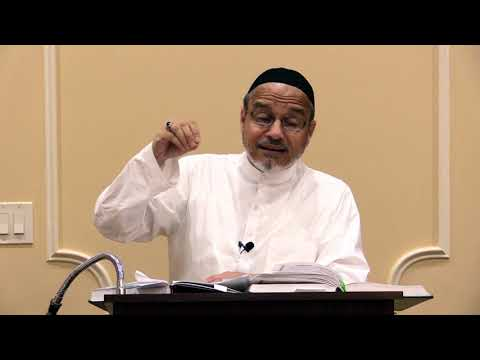 [01] - Surah Anbiyah (Prophets) - Dr. Asad Naqvi - English